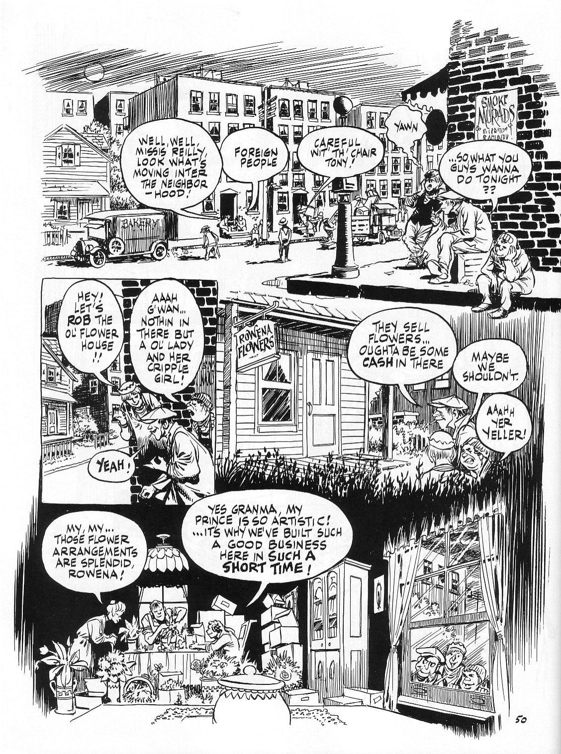 Read online Dropsie Avenue, The Neighborhood comic -  Issue # Full - 52