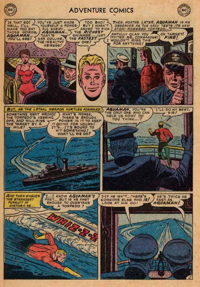 Read online Adventure Comics (1938) comic -  Issue #187 - 18
