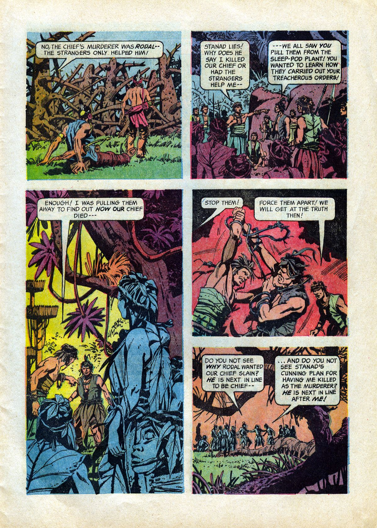Read online Turok, Son of Stone comic -  Issue #45 - 9