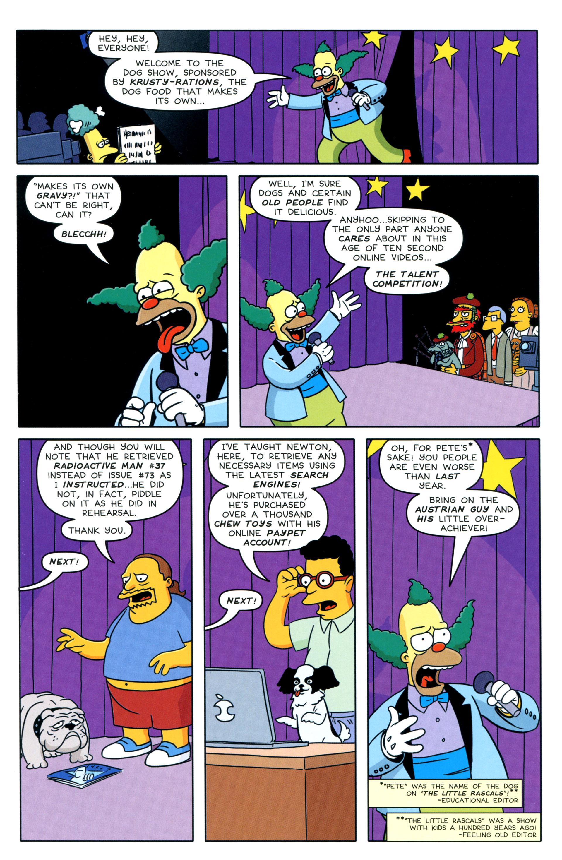 Read online Simpsons One-Shot Wonders: Lisa comic -  Issue # Full - 17
