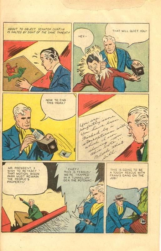 Super-Magician Comics issue 31 - Page 21