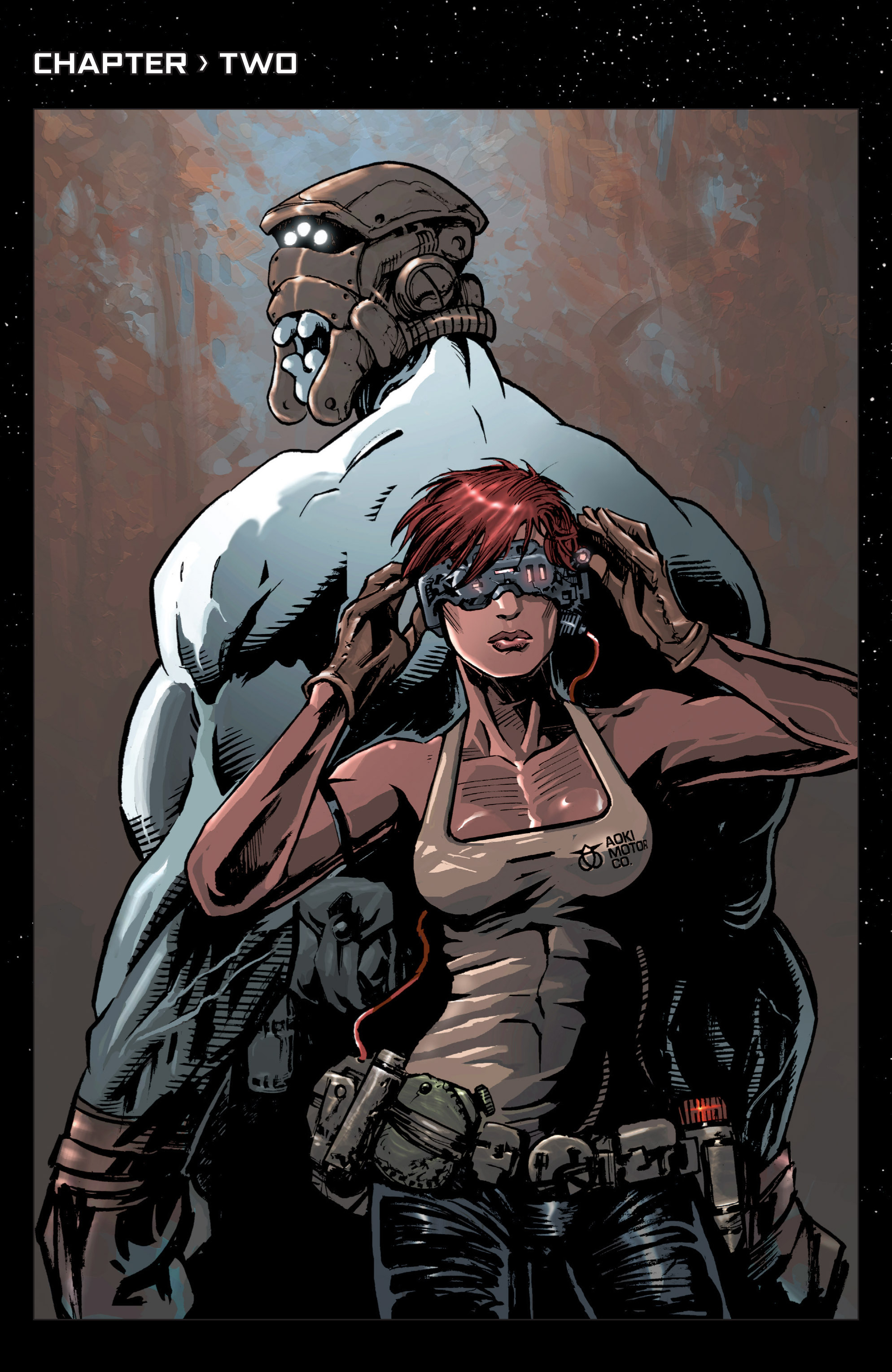 Read online Planetoid comic -  Issue # TPB - 40