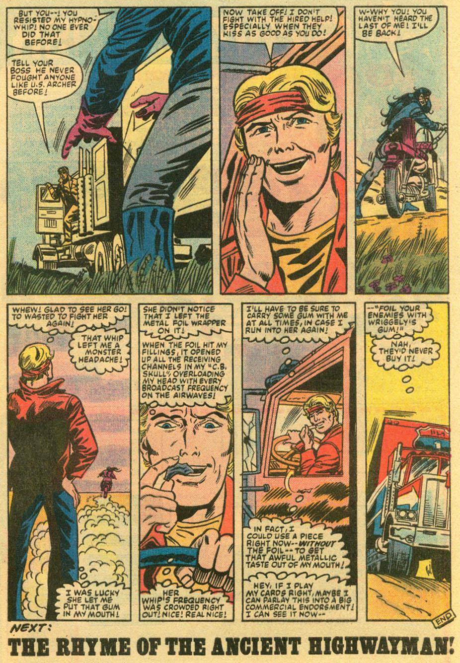 Read online U.S. 1 comic -  Issue #2 - 24