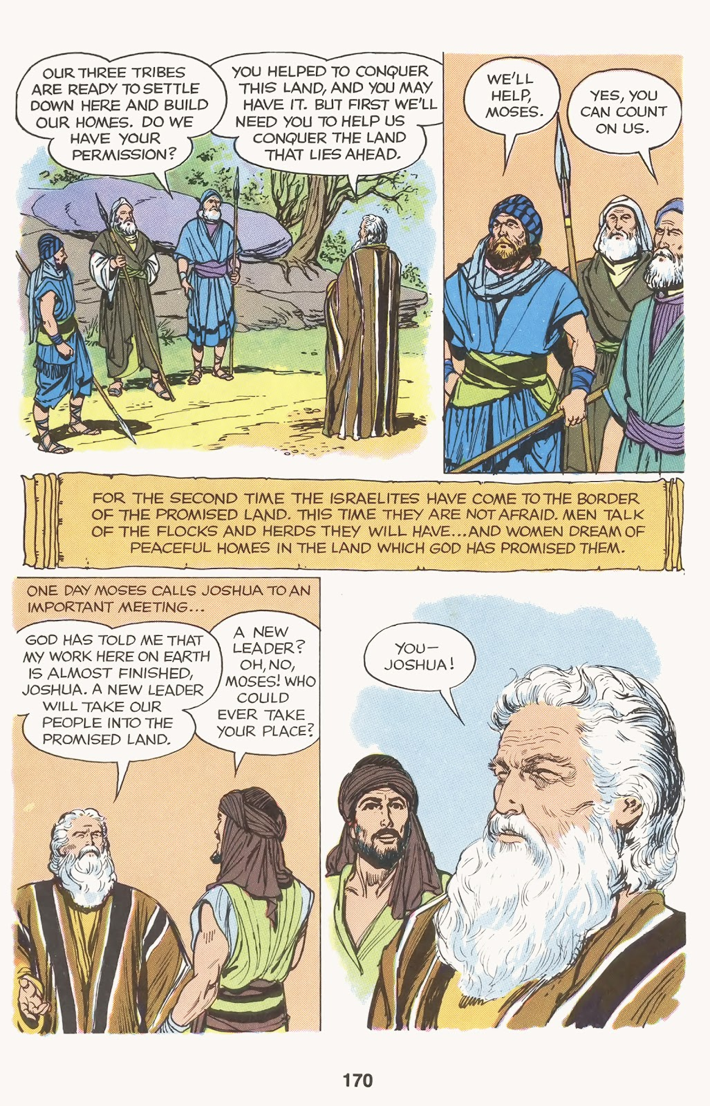The Picture Bible issue TPB (Part 2) - Page 73