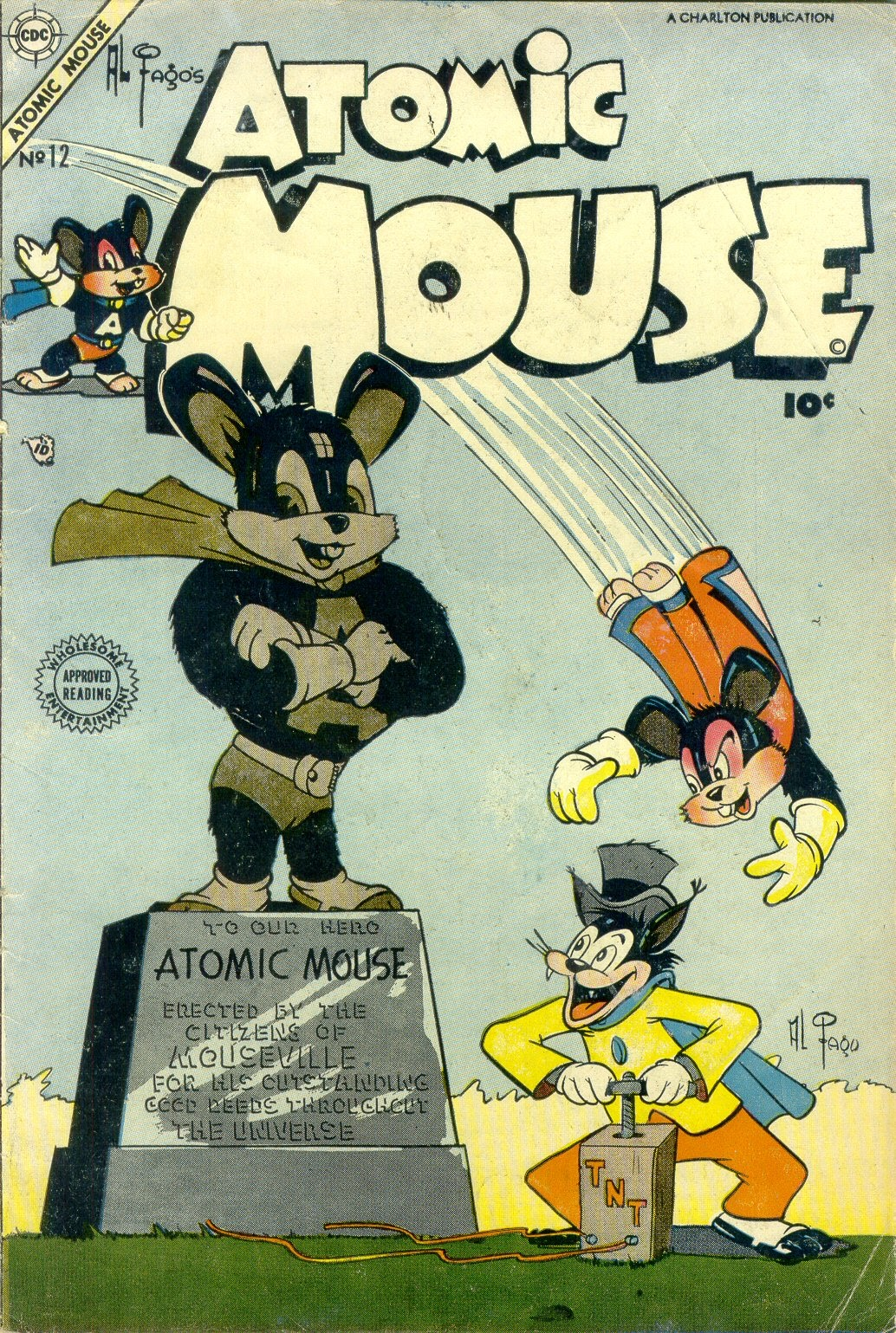 Atomic Mouse issue 12 - Page 1
