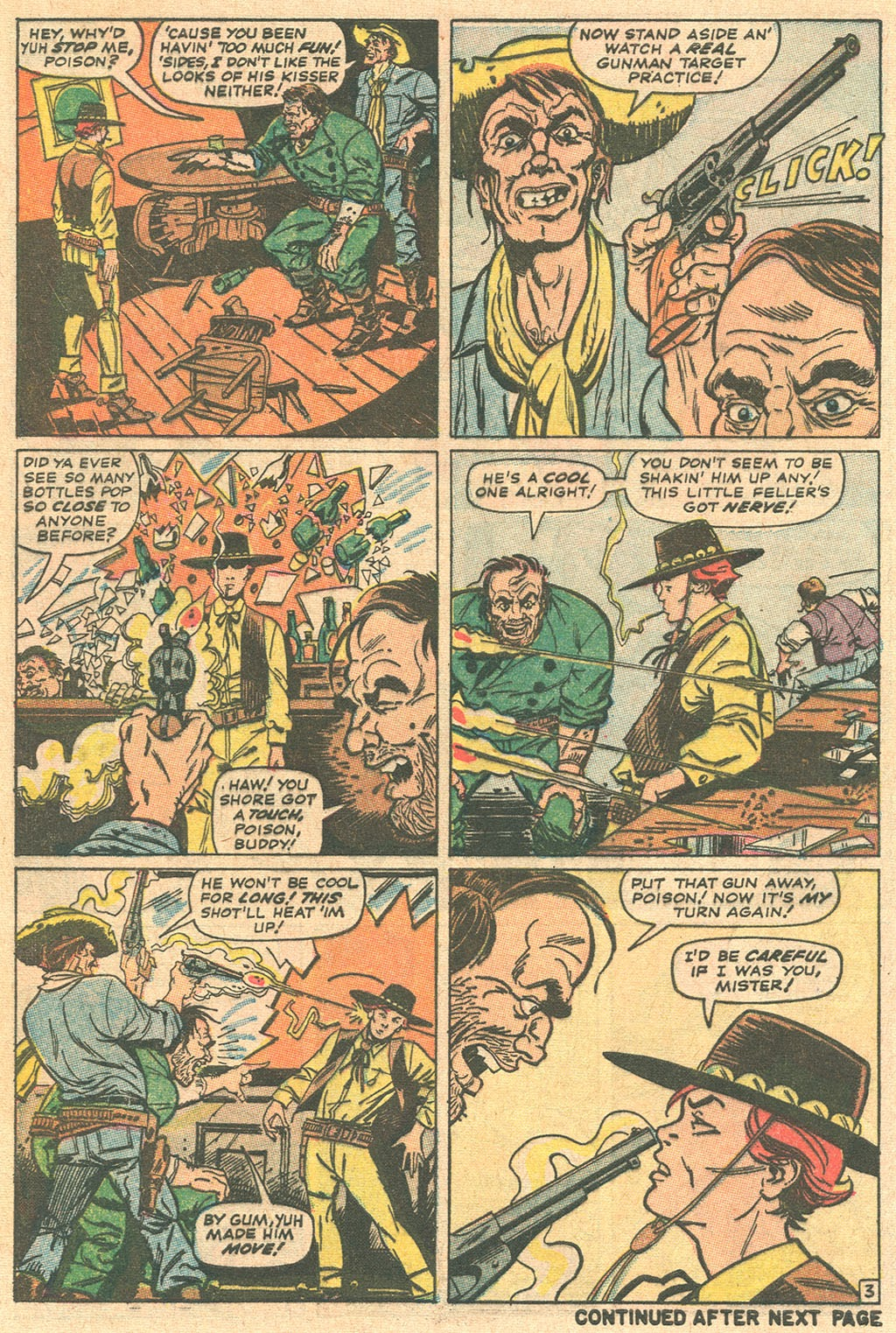 Kid Colt Outlaw issue 136 - Page 28