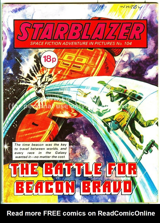 Starblazer issue 104 - Page 1