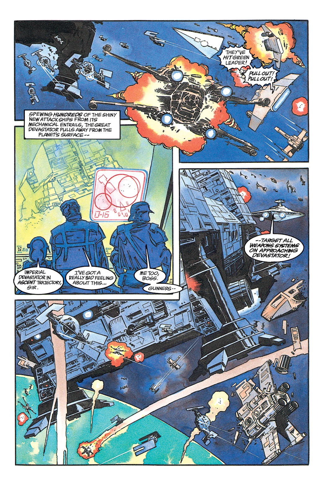 Read online Star Wars: Dark Empire Trilogy comic -  Issue # TPB (Part 1) - 63