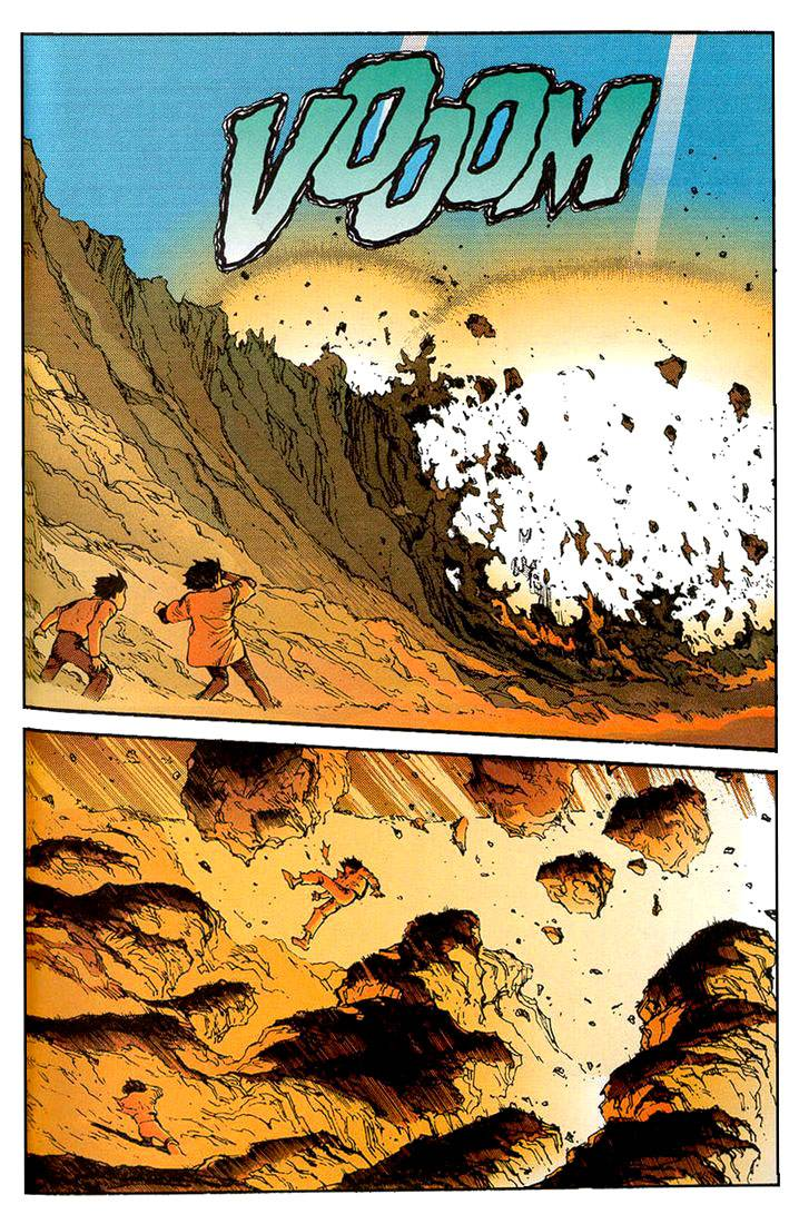 Read online Akira comic -  Issue #11 - 52