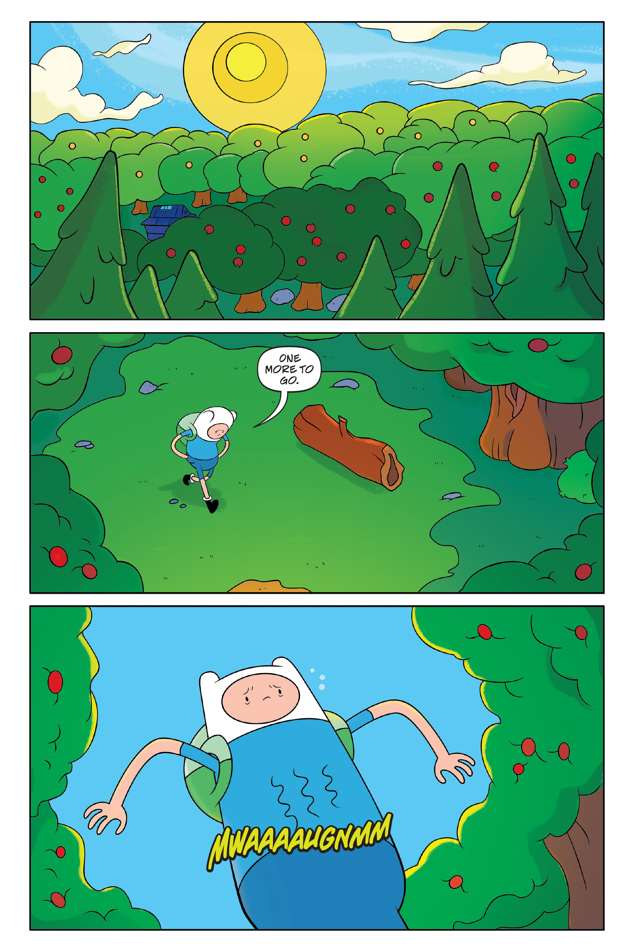 Read online Adventure Time comic -  Issue #Adventure Time _TPB 7 - 100
