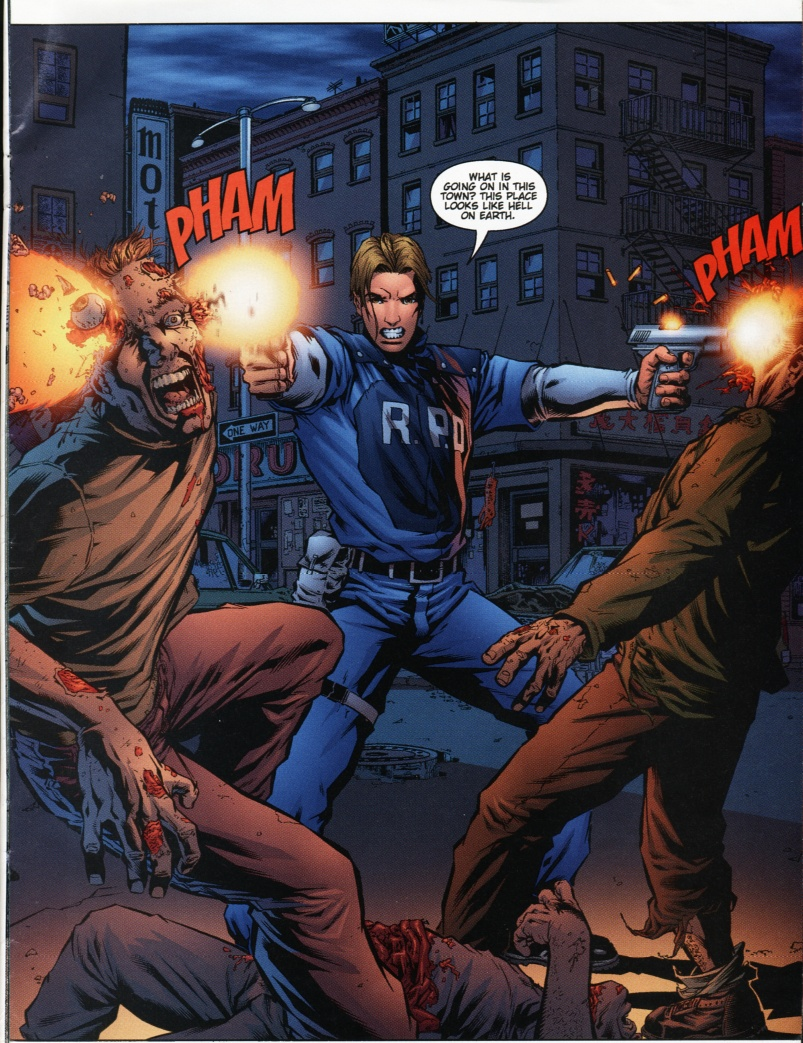 Resident Evil (1998) Issue #1 #1 - English 44