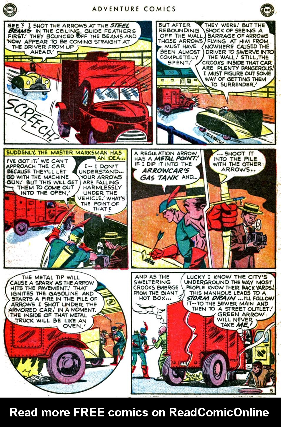 Read online Adventure Comics (1938) comic -  Issue #160 - 46