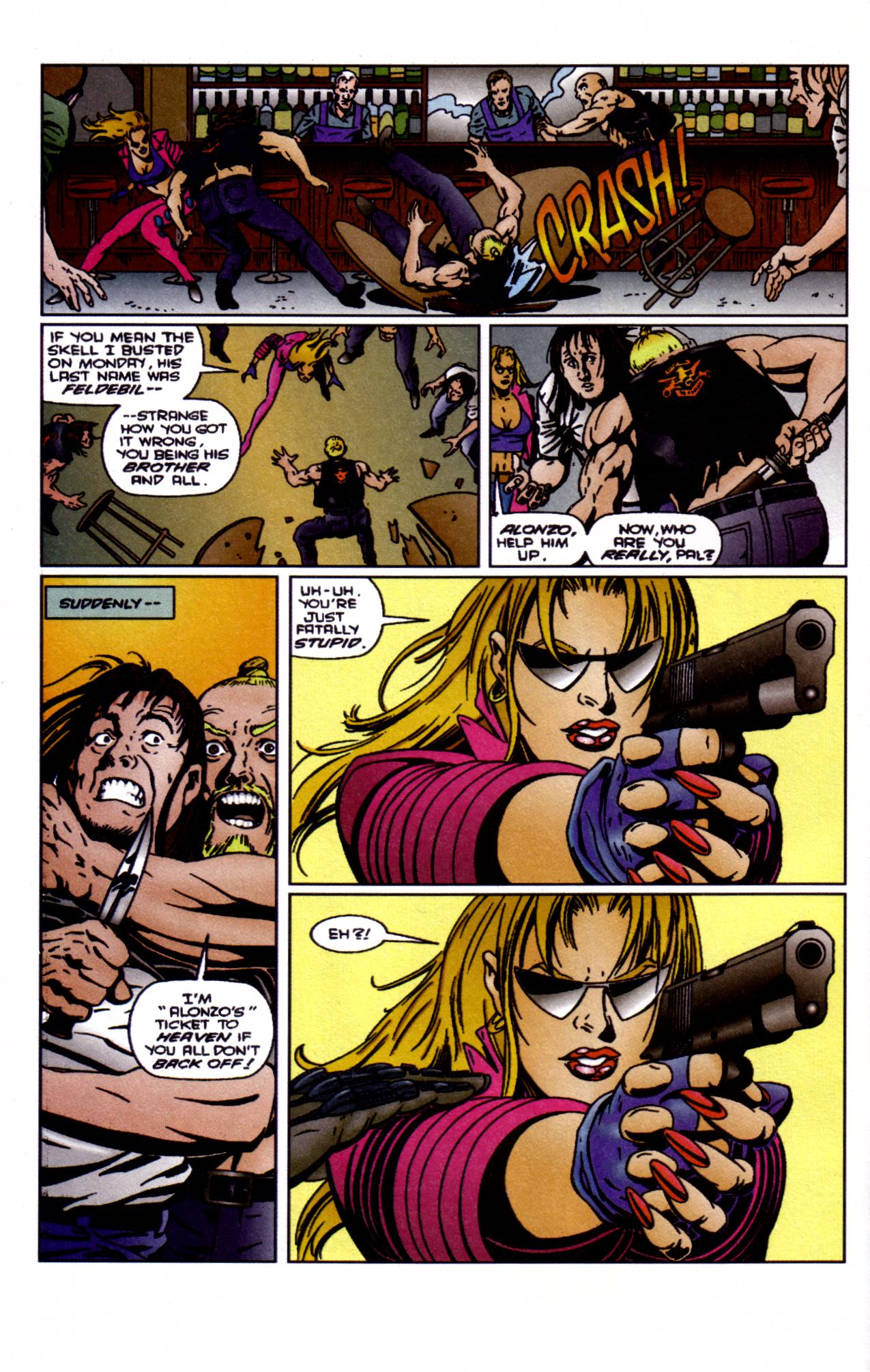 Barb Wire (1994) issue 4 - Page 21