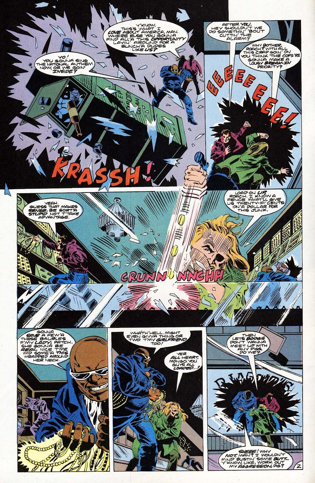 Vigilante (1983) issue 22 - Page 3