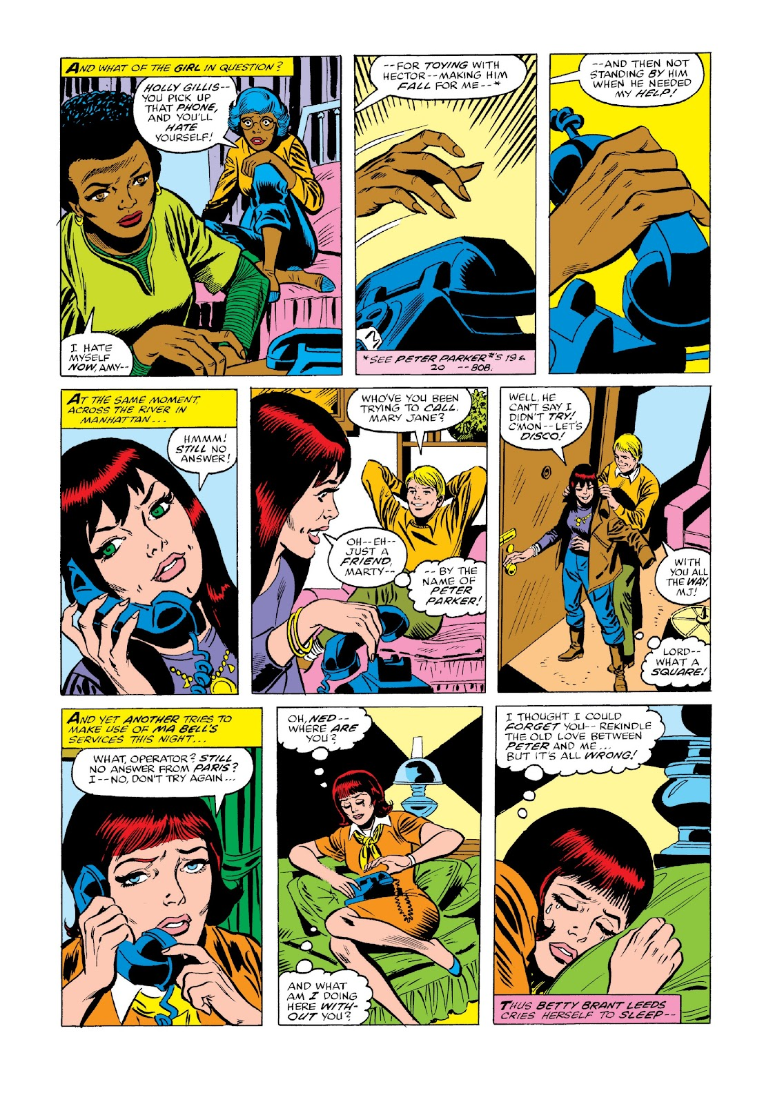 Read online Marvel Masterworks: The Spectacular Spider-Man comic -  Issue # TPB 2 (Part 2) - 43
