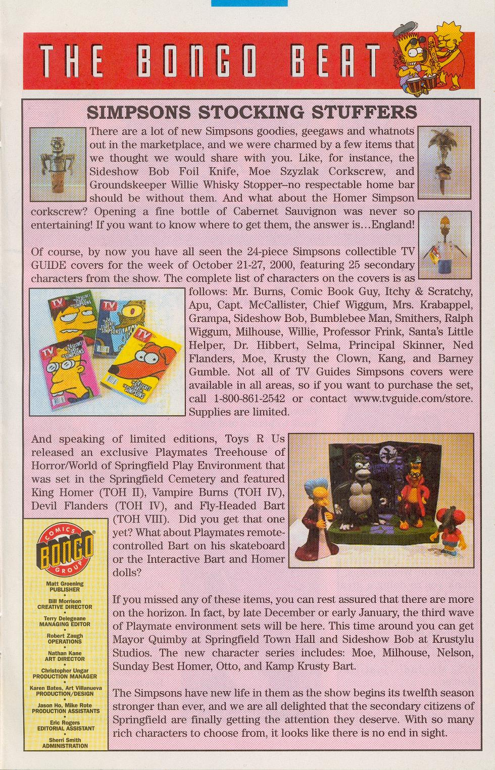 Read online Simpsons Comics comic -  Issue #52 - 23