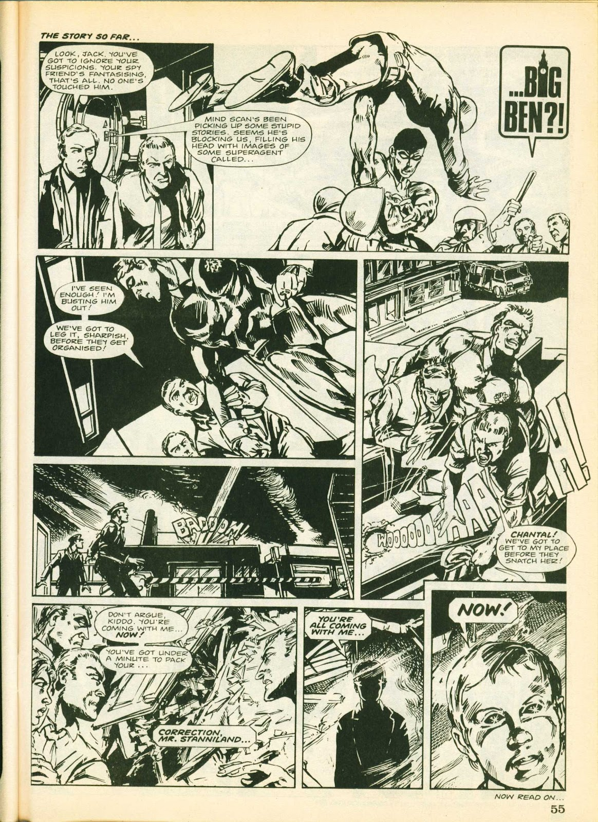 Warrior Issue #25 #26 - English 54