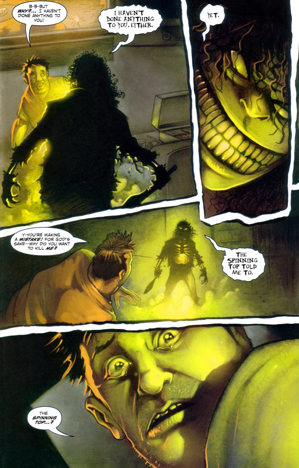 Read online Evil Ernie in Santa Fe comic -  Issue #1 - 6