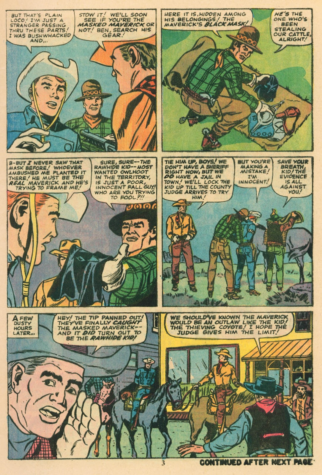 The Rawhide Kid (1955) issue 117 - Page 4