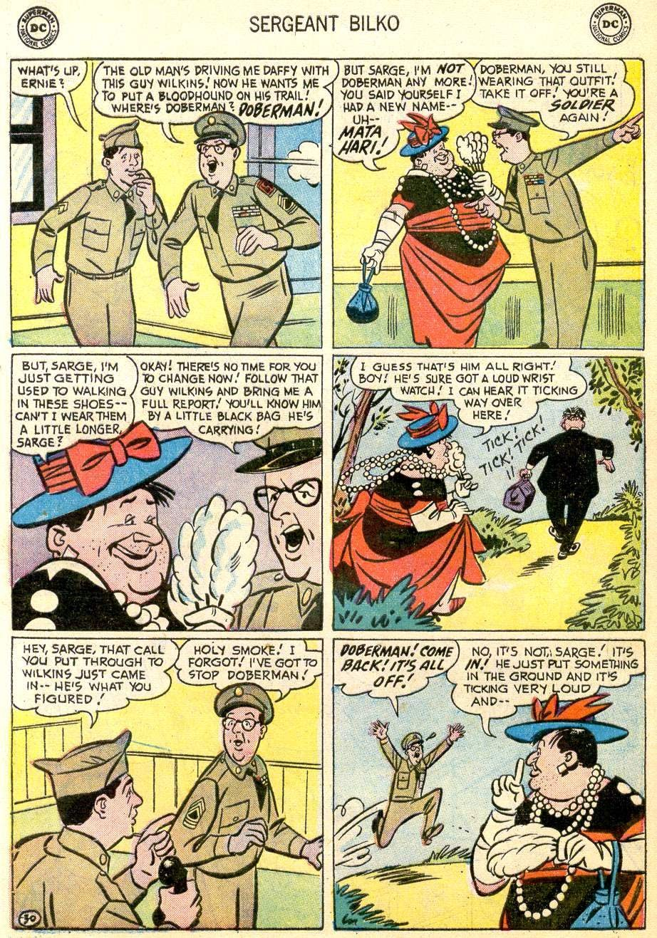 Sergeant Bilko issue 2 - Page 32