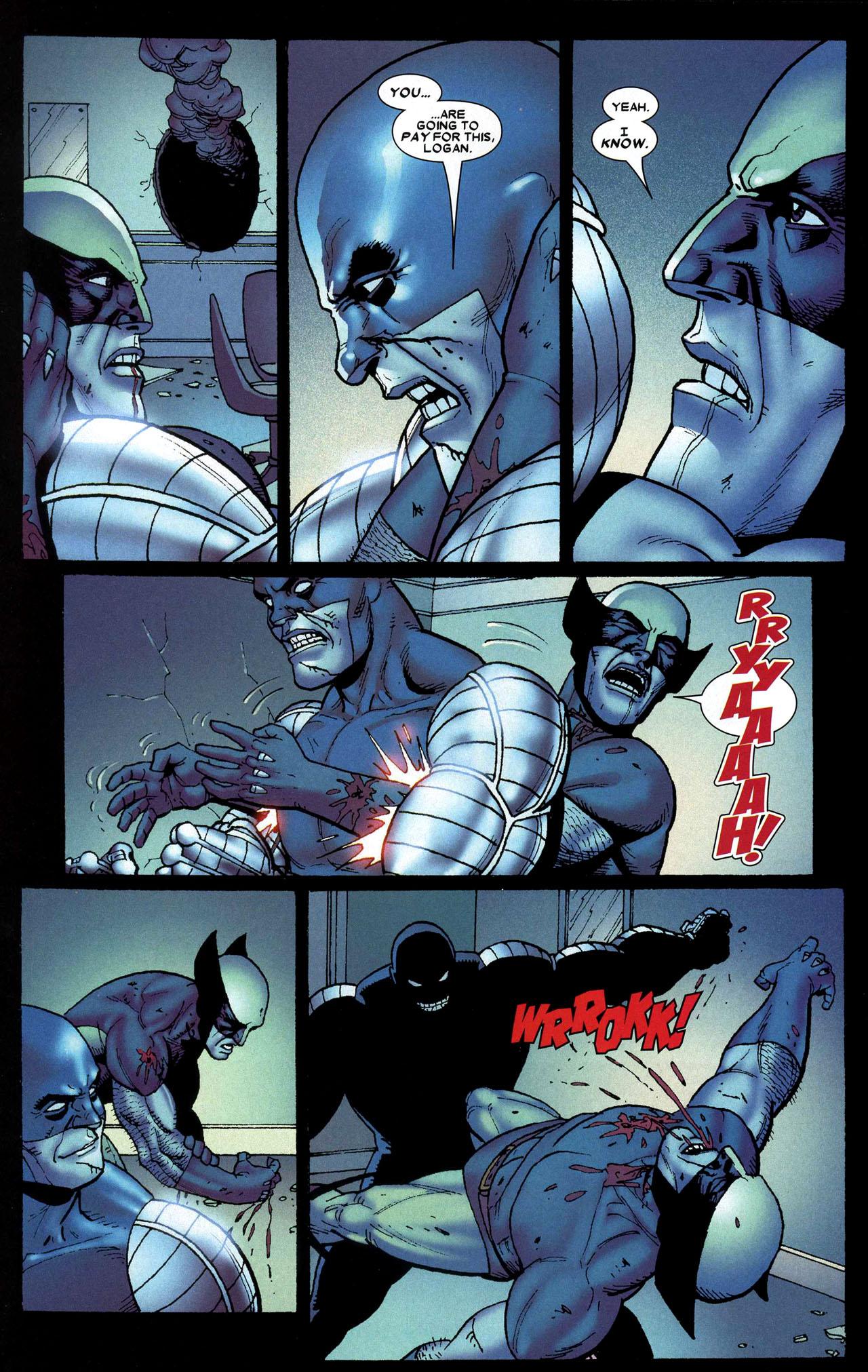 Read online Wolverine: Origins comic -  Issue #14 - 10