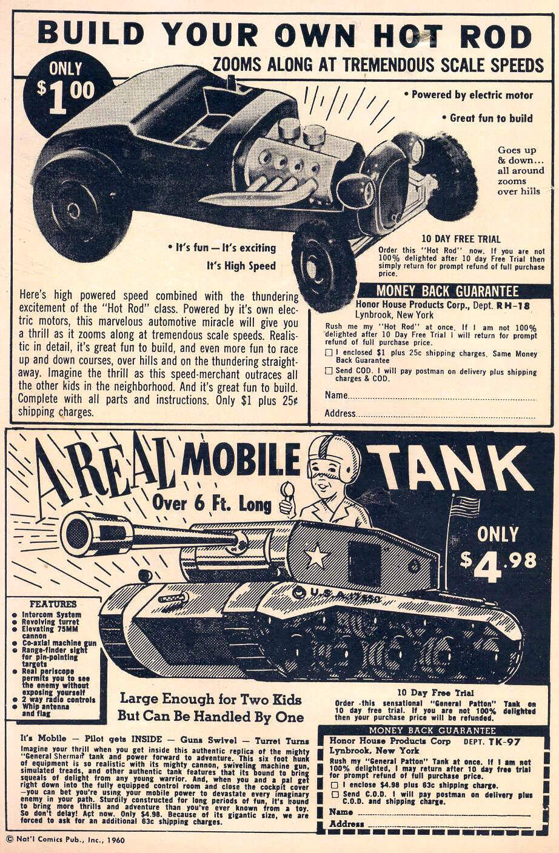 Read online Adventure Comics (1938) comic -  Issue #271 - 2
