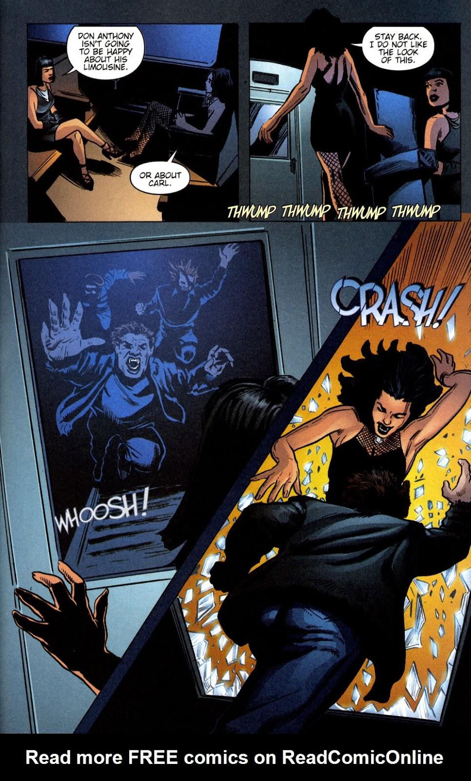Read online Vampire the Masquerade comic -  Issue # Giovanni - 36