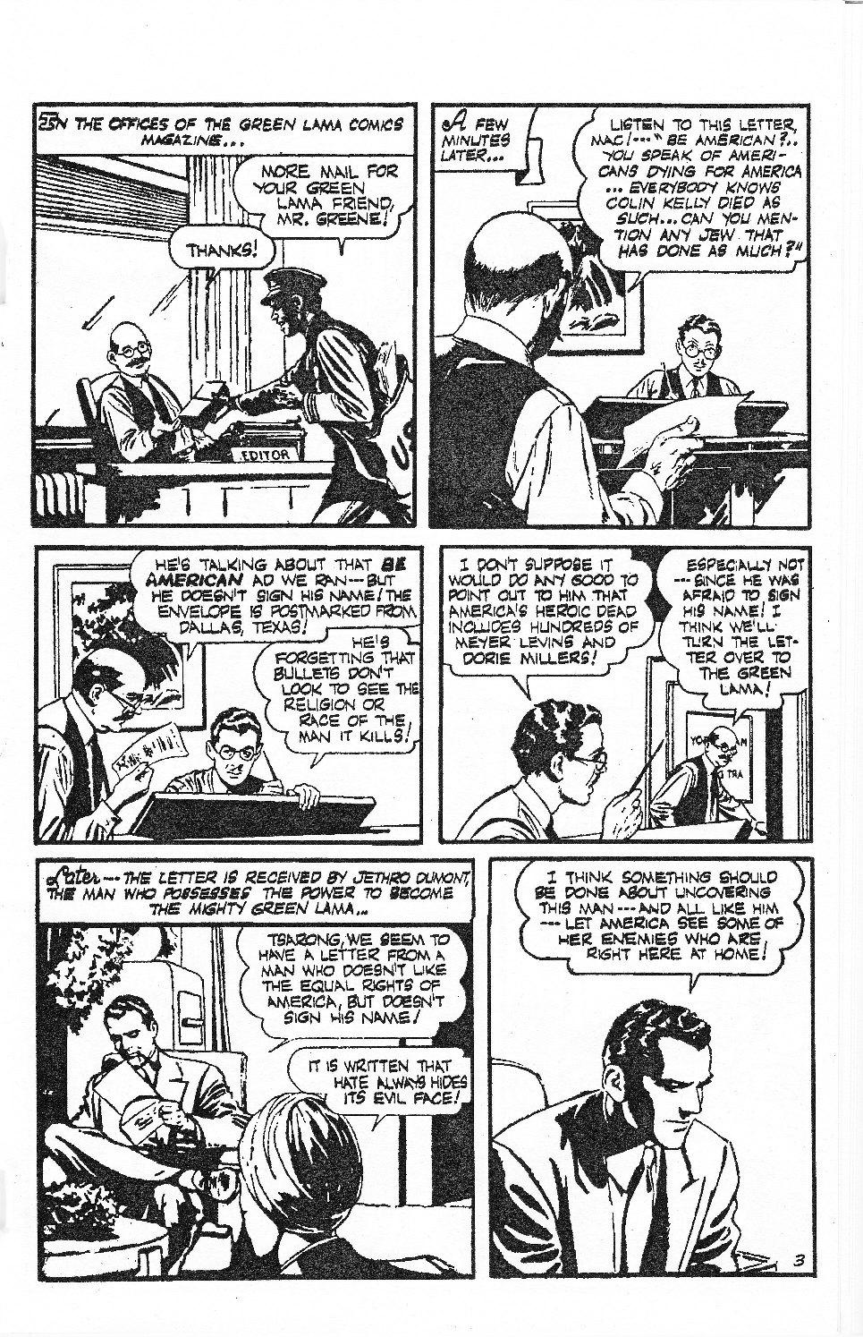 Read online Men of Mystery Comics comic -  Issue #53 - 25