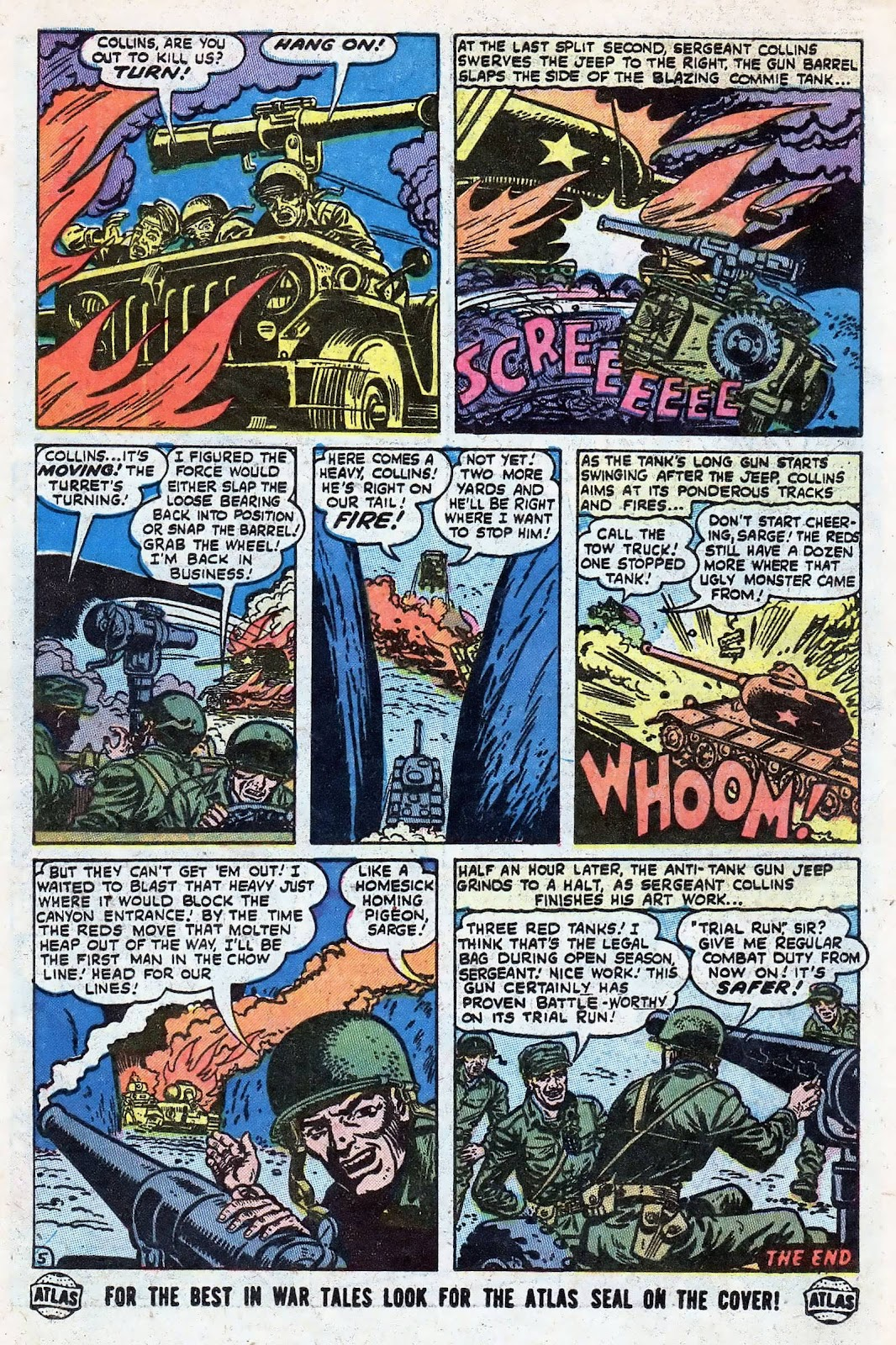 Combat (1952) issue 8 - Page 16