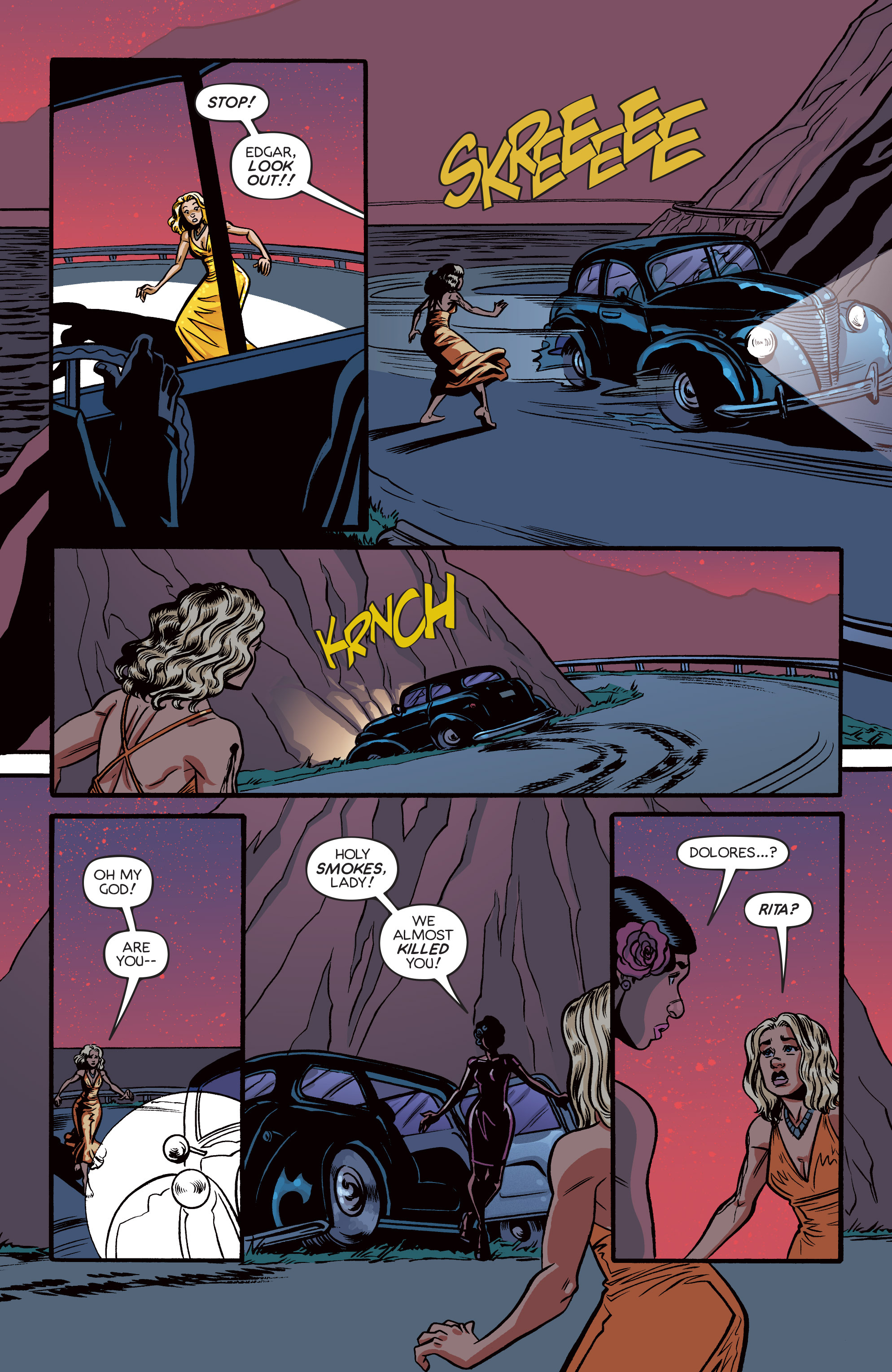 Read online Angel City comic -  Issue #5 - 8