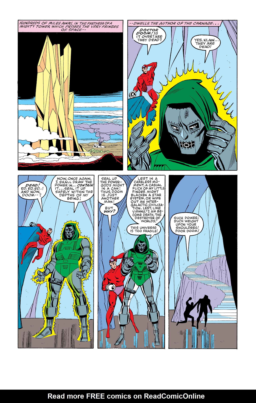Read online Secret Wars (1985) comic -  Issue #12 - 4
