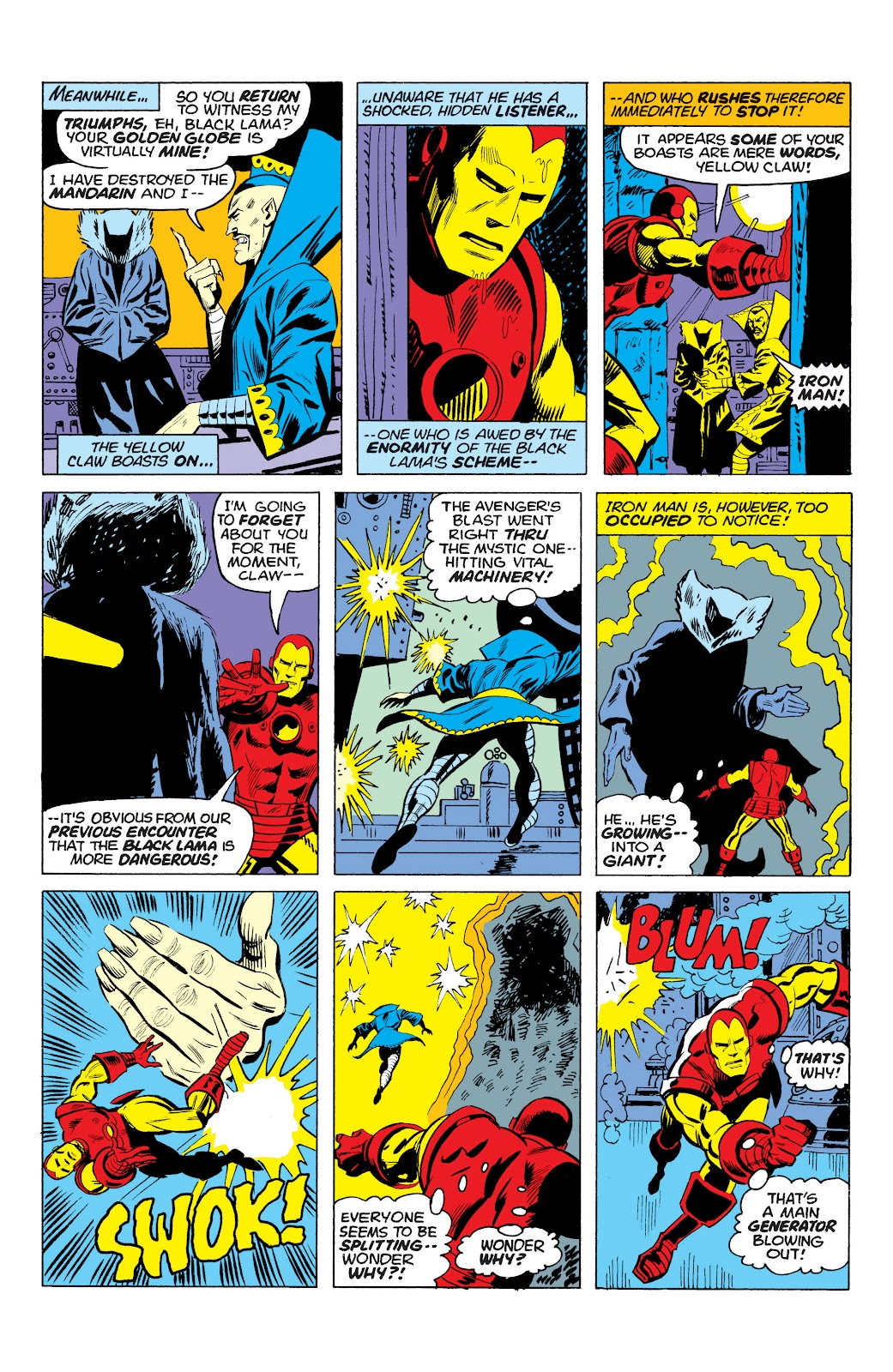 Read online Marvel Masterworks: The Invincible Iron Man comic -  Issue # TPB 10 (Part 1) - 77