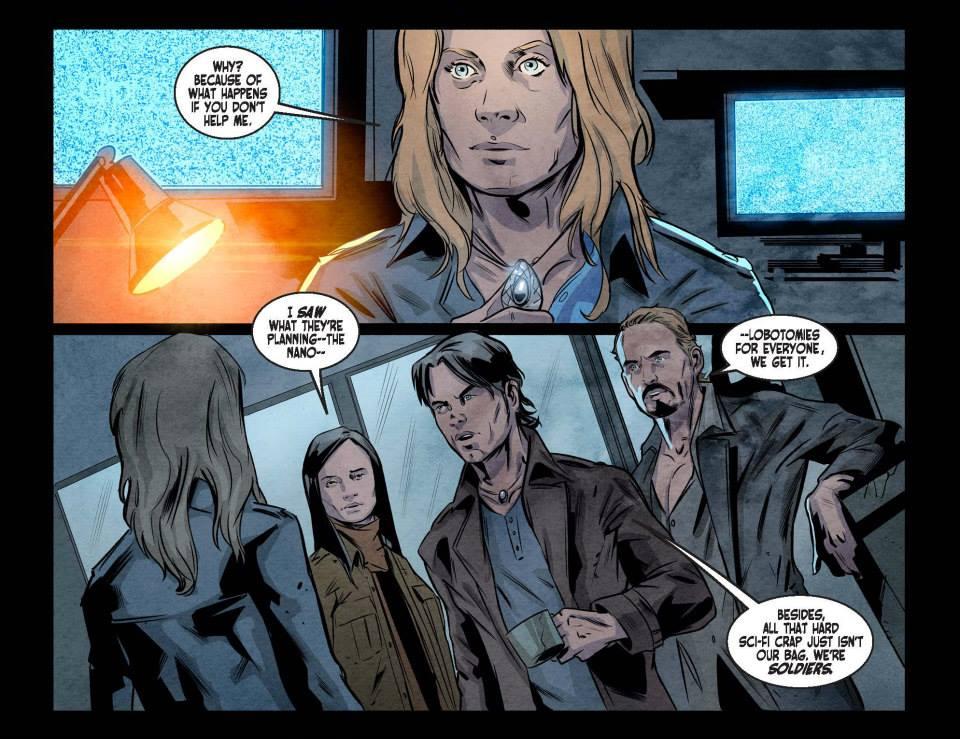 Read online Revolution (2015) comic -  Issue #2 - 5
