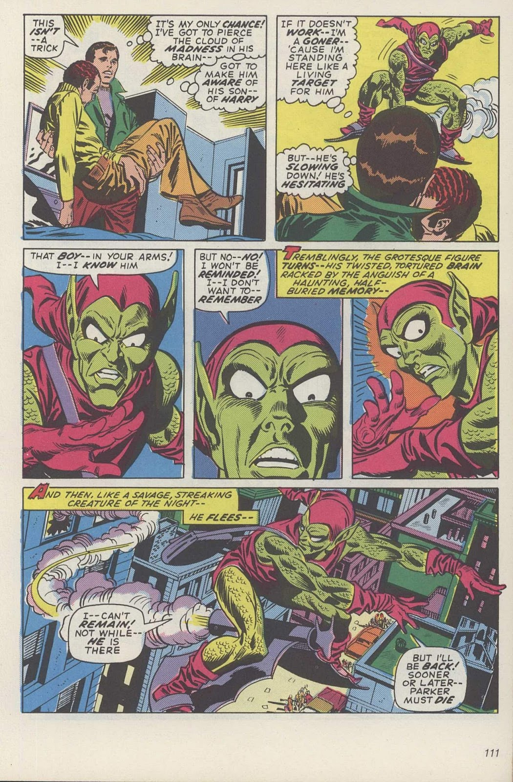 The Amazing Spider-Man (1979) issue TPB - Page 113