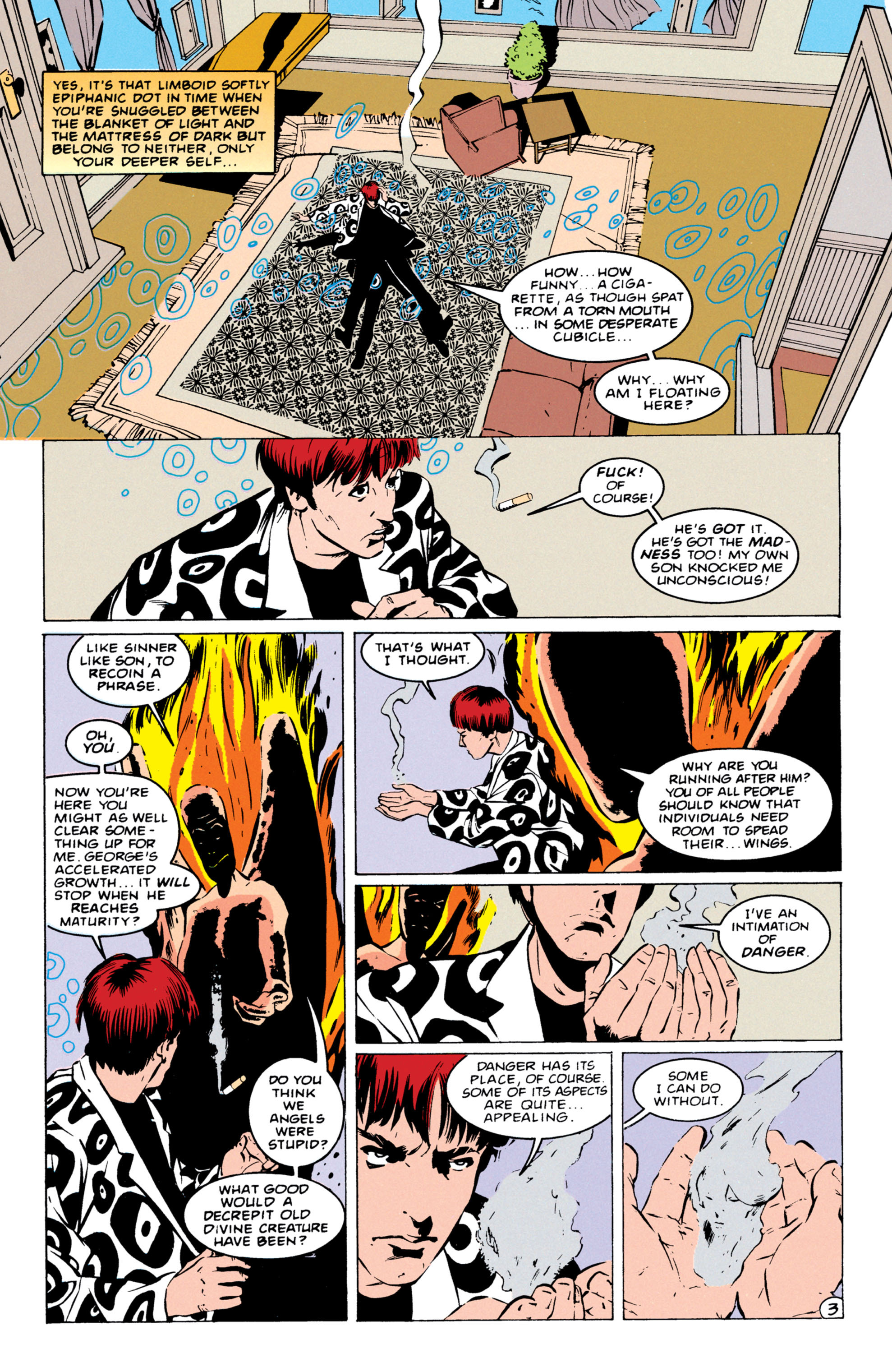 Read online Shade, the Changing Man comic -  Issue #56 - 4