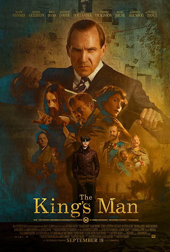 Mật Vụ Kingsman: Khởi Nguồn
