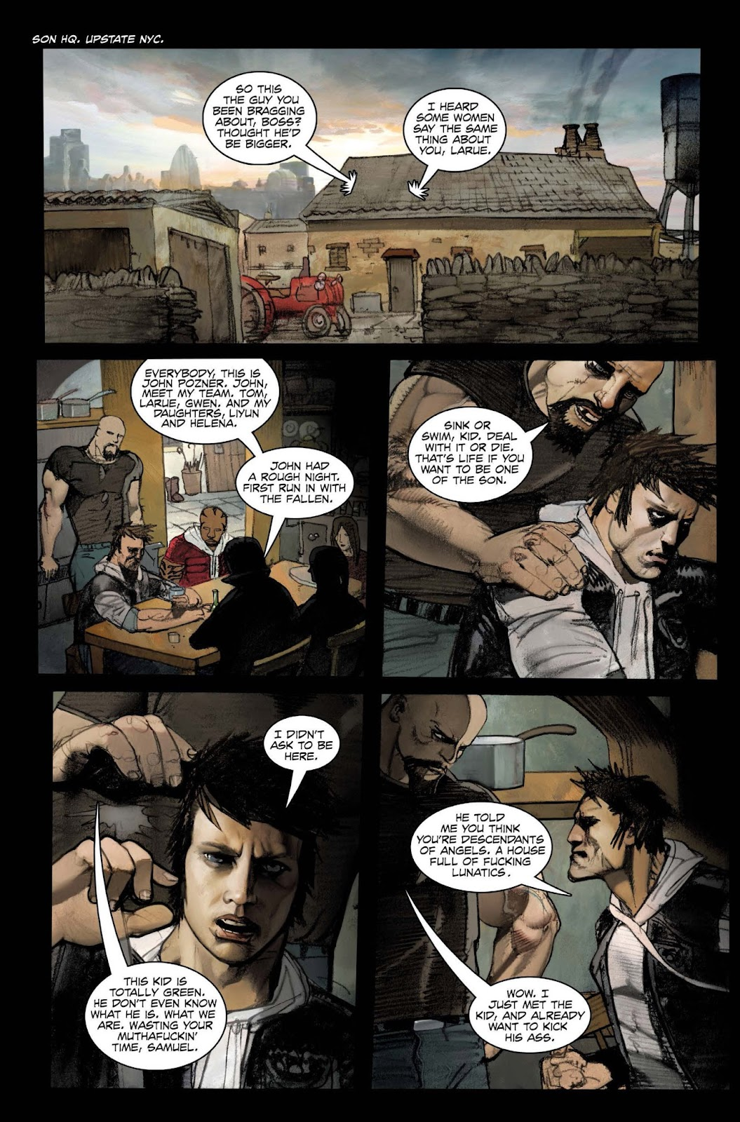 13 Coins issue TPB - Page 55