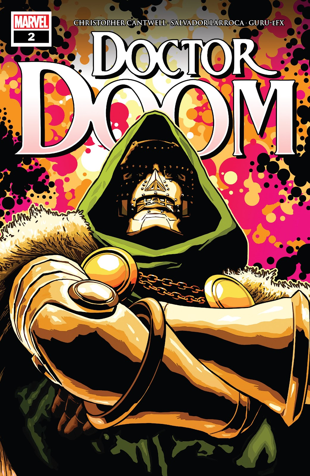 Doctor Doom issue 2 - Page 1