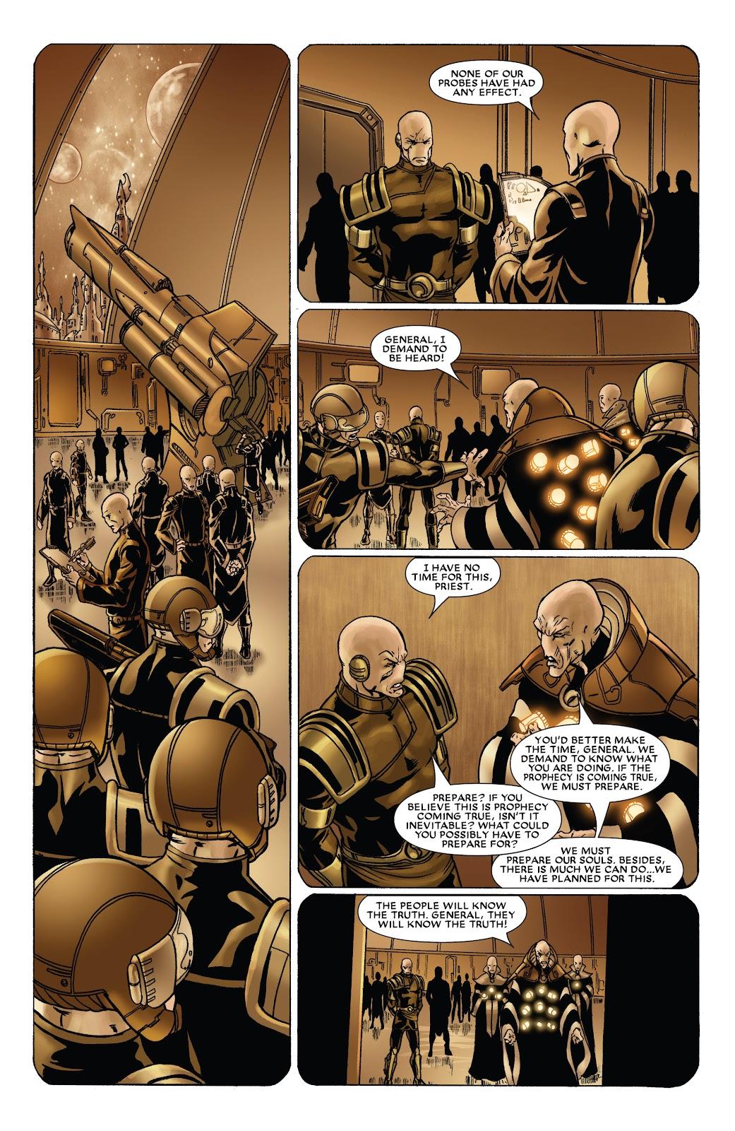 Read online Thor: Ragnaroks comic -  Issue # TPB (Part 3) - 100