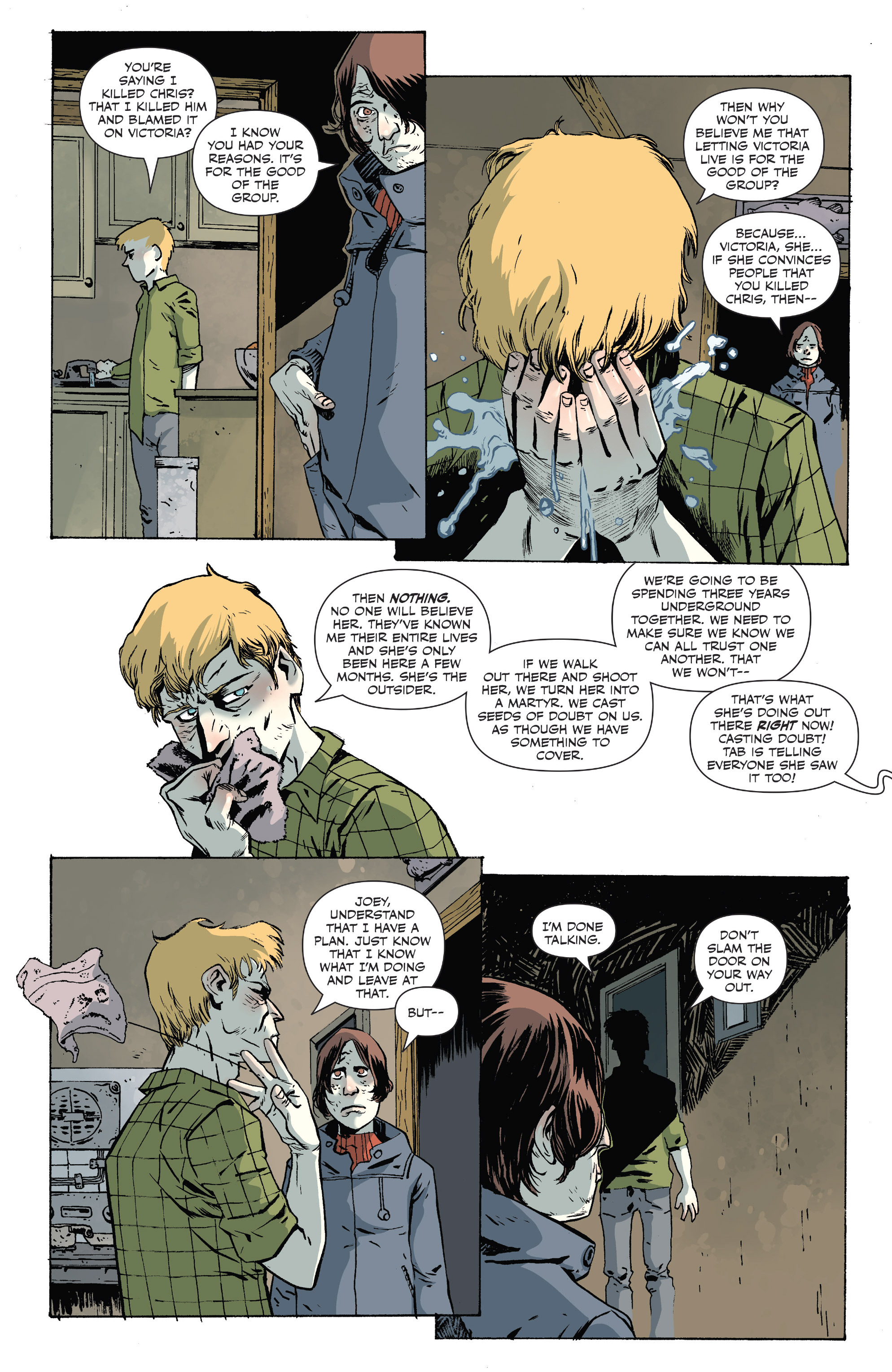 Read online Sheltered comic -  Issue #10 - 8