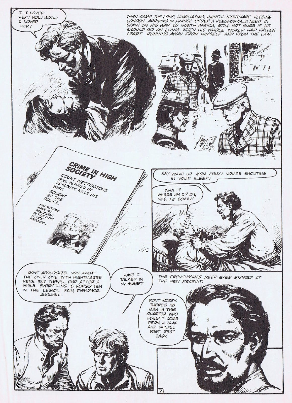 Read online Merchants of Death comic -  Issue #3 - 8