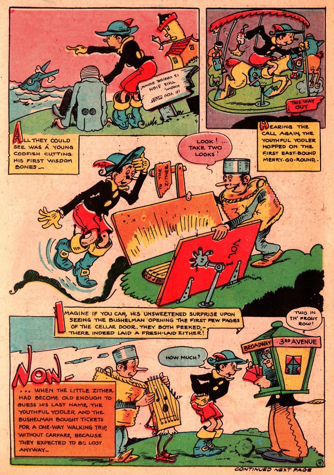 Jingle Jangle Comics issue 2 - Page 6