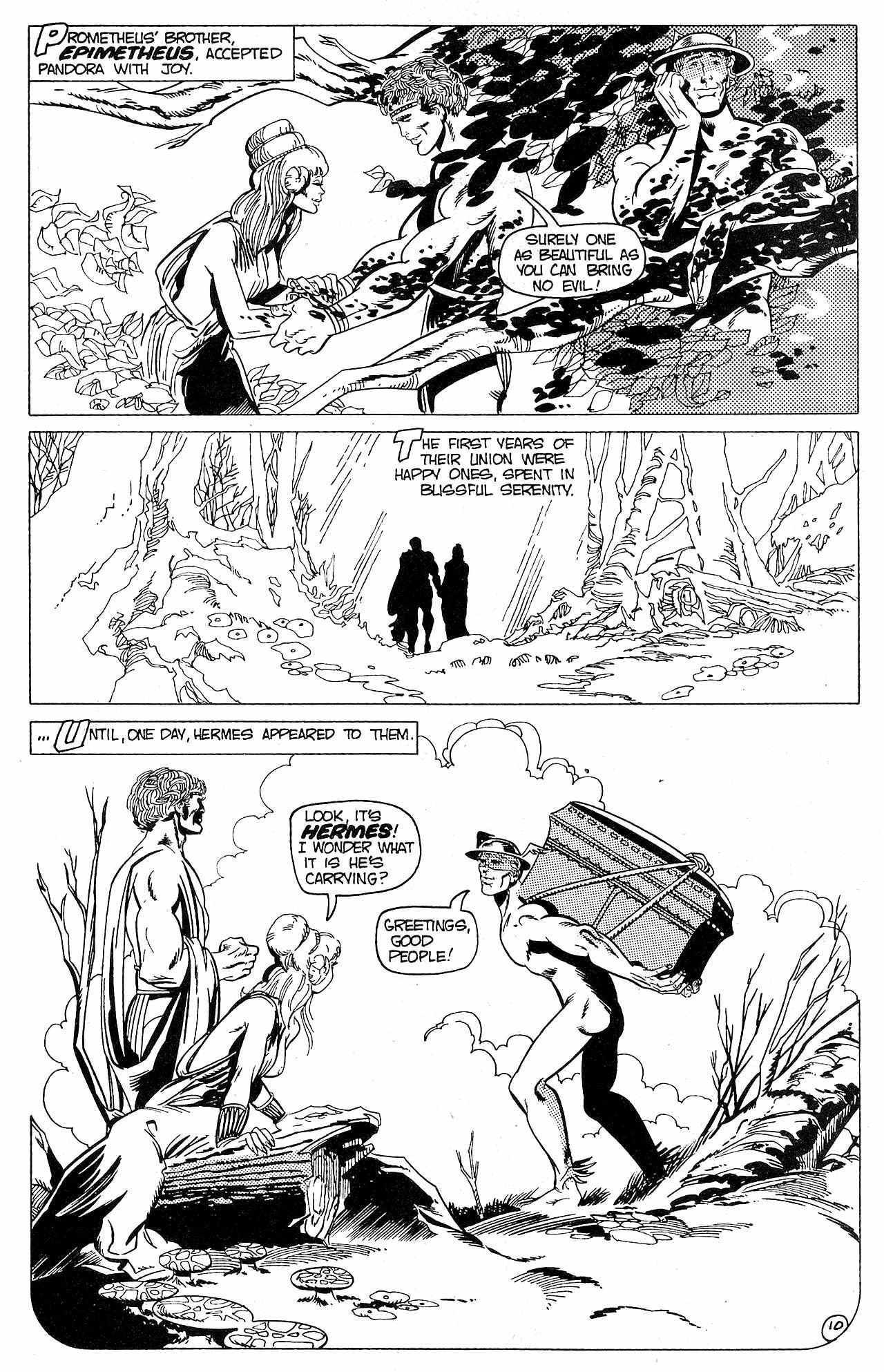 Read online Star*Reach comic -  Issue #6 - 25