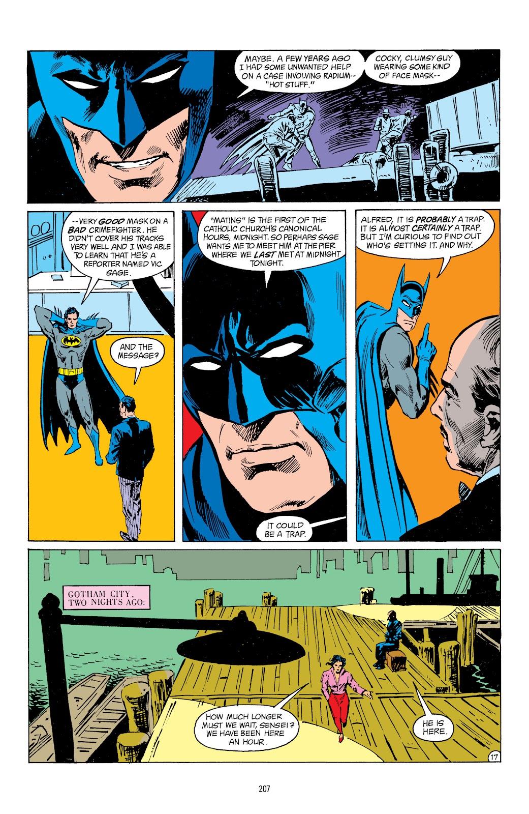 Read online Detective Comics (1937) comic -  Issue # _TPB Batman - The Dark Knight Detective 2 (Part 3) - 9