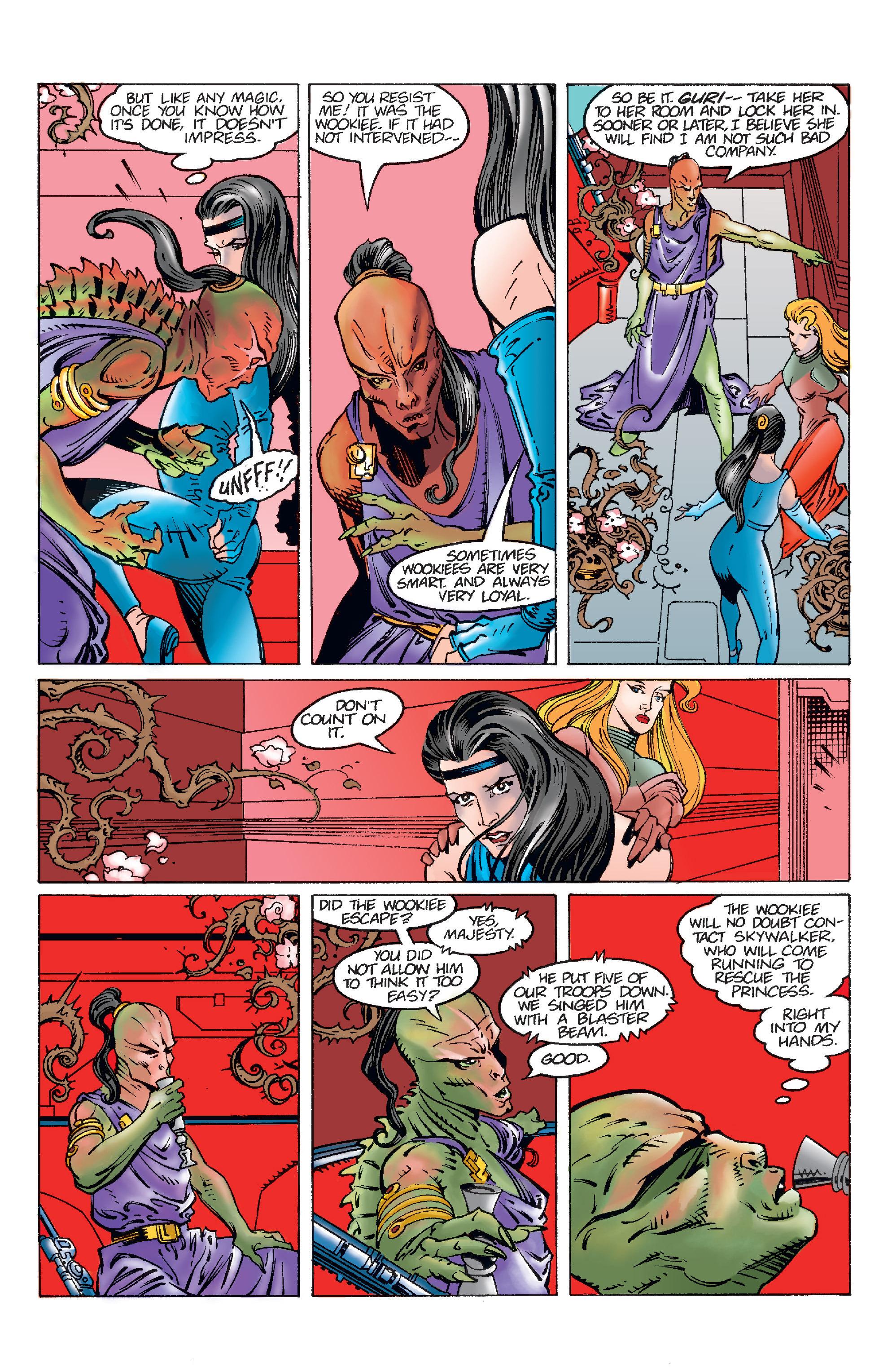 Read online Star Wars Omnibus comic -  Issue # Vol. 11 - 121