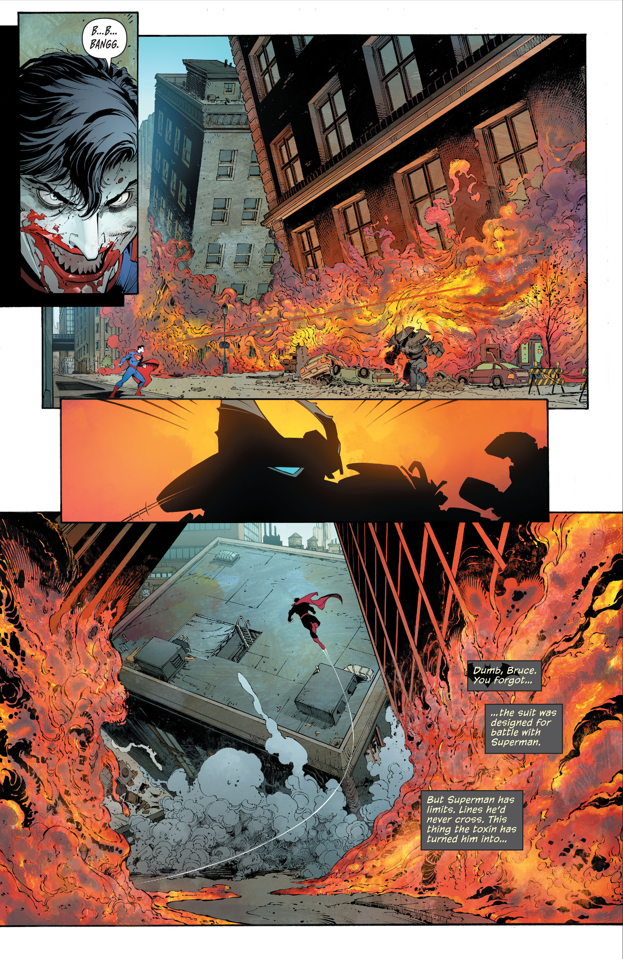 Read online Batman (2011) comic -  Issue # _TPB 7 - 36