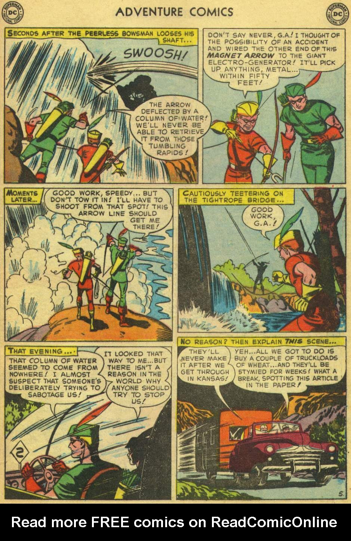 Read online Adventure Comics (1938) comic -  Issue #168 - 39