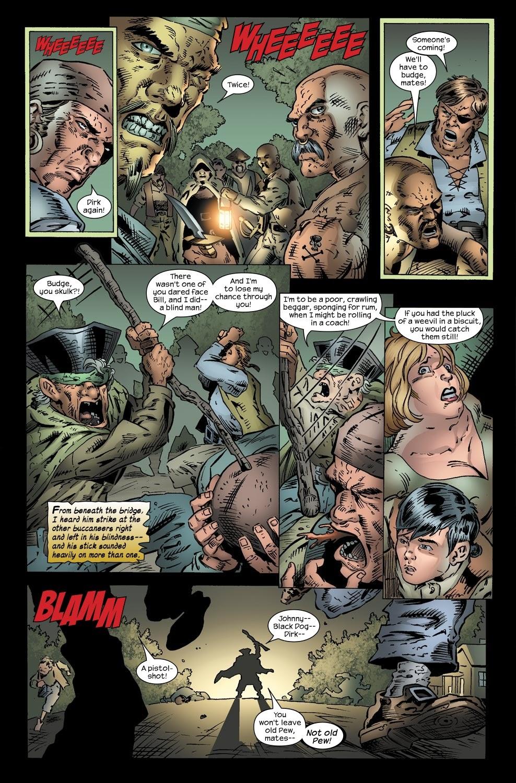 Read online Treasure Island comic -  Issue #2 - 4