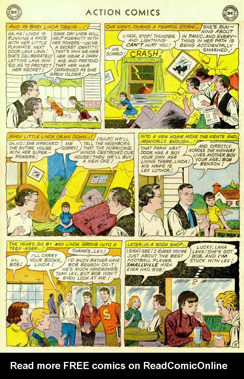 Action Comics (1938) 275 Page 22