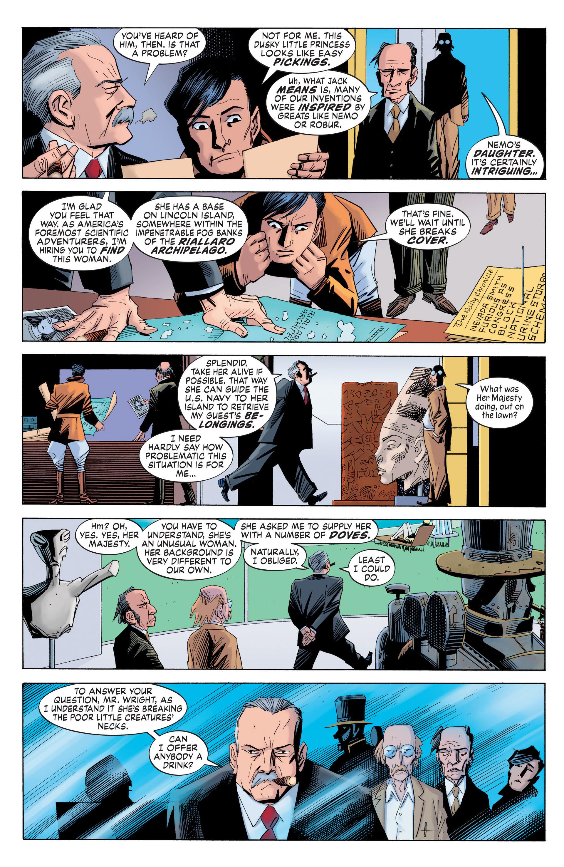 Read online Nemo: Heart of Ice comic -  Issue # Full - 13